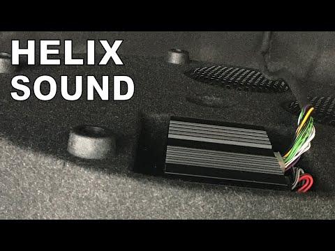 Volkswagen Helix Sound System