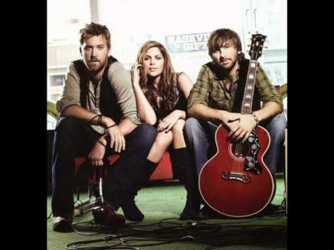 Lady Antebellum - Just A Kiss (w/Lyrics and Download link)