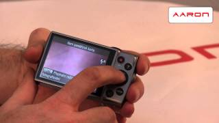 fotoapart Canon PowerShot A3500 IS - video pedstaven