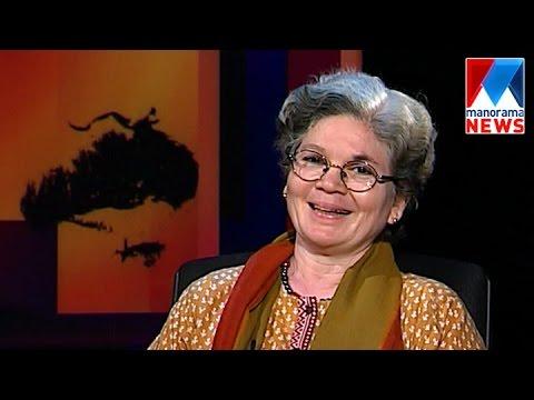 Sara Joseph in Nere Chowe | Manorama News