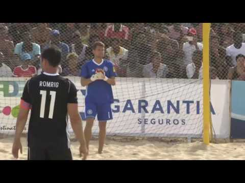 Sal Beach Soccer Cup 2017  Cape Verde  GERMANY
