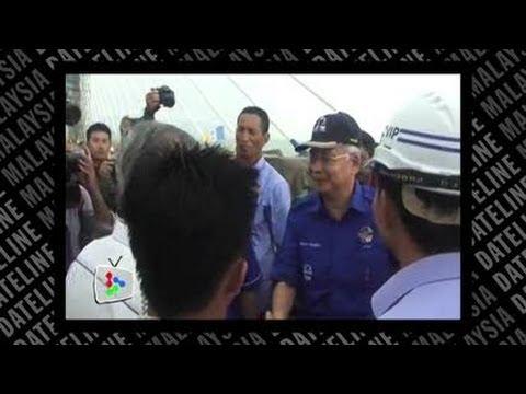 PM's drive-thru second Penang Bridge