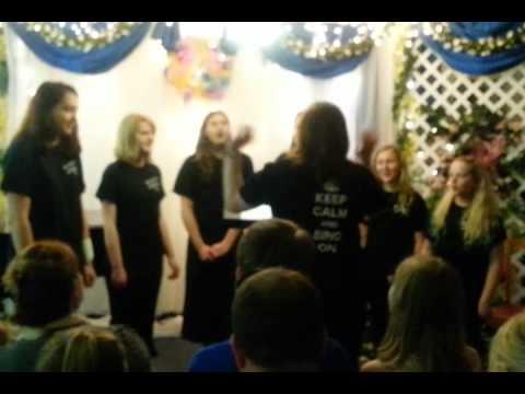 Music Academy South Glee recital