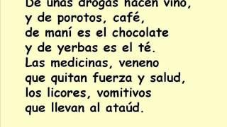 Matufias de y por Ángel Villoldo (1903) - MOSAICOS PORTEÑOS de Luis Alposta