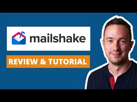 [Best Outreach Tools] Mailshake Review and Tutorial