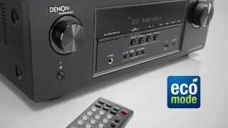 Denon AVR S500BT AV Receiver