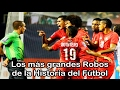 Los Robos más Grandes en la Historia del Fútbol   Fútbol Social