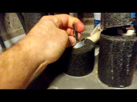 DIY: 001 Remove Egg Smell From Water Heater?