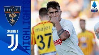 Lecce 1-1 Juventus | Dybala non basta! Il Lecce frena la Juventus | Serie A