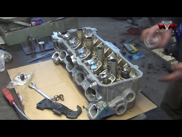 Фото к видео: Полный разбор контрактного V8 3uz-fe