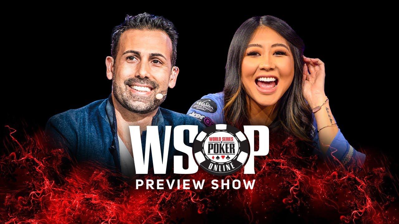WSOP Online Bracelets Preview Show