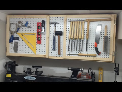 how to make a tool cabinet