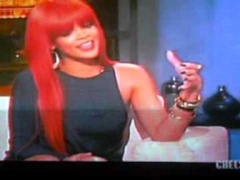 Rihanna On Chelsea Lately , Rihanna Talks About Black People In Australia , Her Nivea Campaign