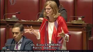 Discussione Decreto Milleproroghe - vaccini