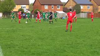 Huntingdon United v Whittlesford United Highlights