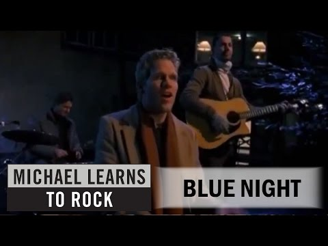 Michael Learns To Rock - Blue Night [Official Video]
