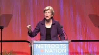Friday Morning Keynote - Elizabeth Warren | Netroots Nation 2015.