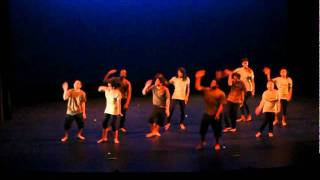EARTH SONG Dance - Tragedies of the World JHHA