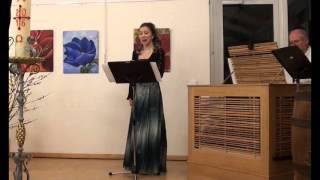 Susanna Proskura, Osterlied, Edvard Grieg