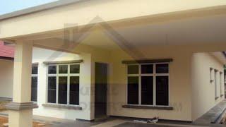 New House sold: Type A Semi-D house in Bahau, Negeri Sembilan, Malaysia.