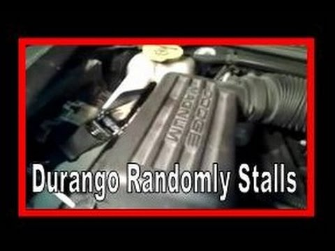 Dodge Durango randomly stalls and won't start - Durango no start