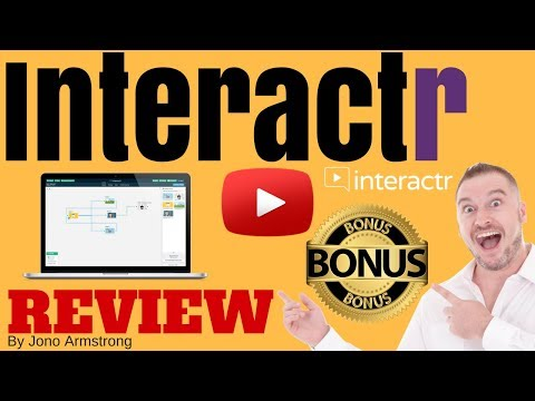 Interactr Review [WARNING] DON'T BUY INTERACTR 2.0 WITHOUT MY **CUSTOM** BONUSES!