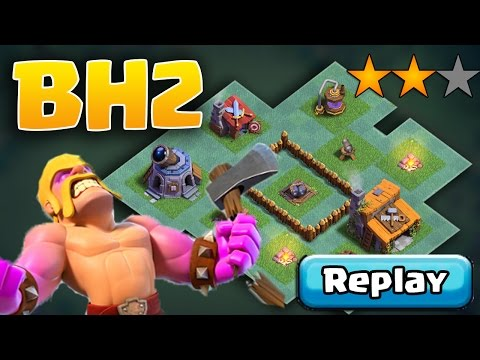 Thumbnail: Clash of Clans | 'BEST' Town Hall 2 / Builder Hall 2 (Th2/Bh2) CoC New Update Defense Layout 2017