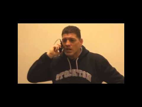 """Nick Diaz says """"I need to feed my family if I survive this shit"""""""