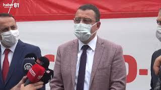 Trabzon il Sağlık Müdürü Usta'dan aşı çağrısı
