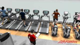 New Gym at the King Alfred Leisure Centre