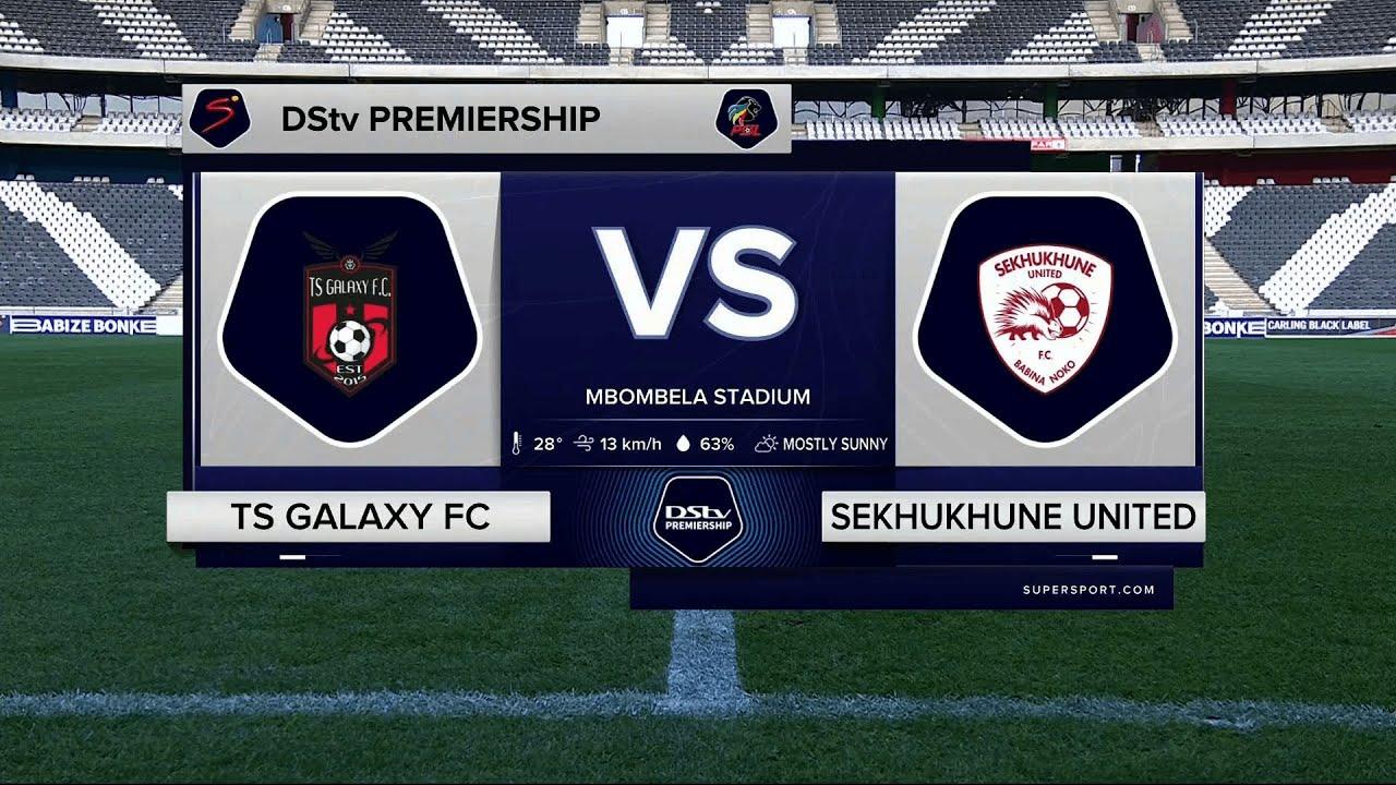 Download DStv Premiership   TS Galaxy v Sekhukhune United   Highlights