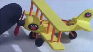 Pingu Dubs Season 4: Flying Ace