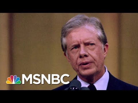 'President Carter' Offers FirstHand Account Of White House  Morning Joe  MSNBC