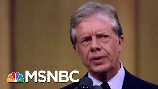 'President Carter' Offers First-Hand Account Of White House | Morning Joe | MSNBC