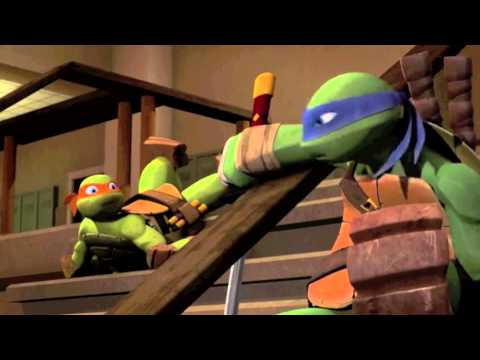 TMNT 2012 ~ Counting Stars