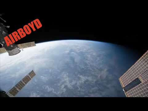 Mongolia To The Sea Of Okhotsk ISS