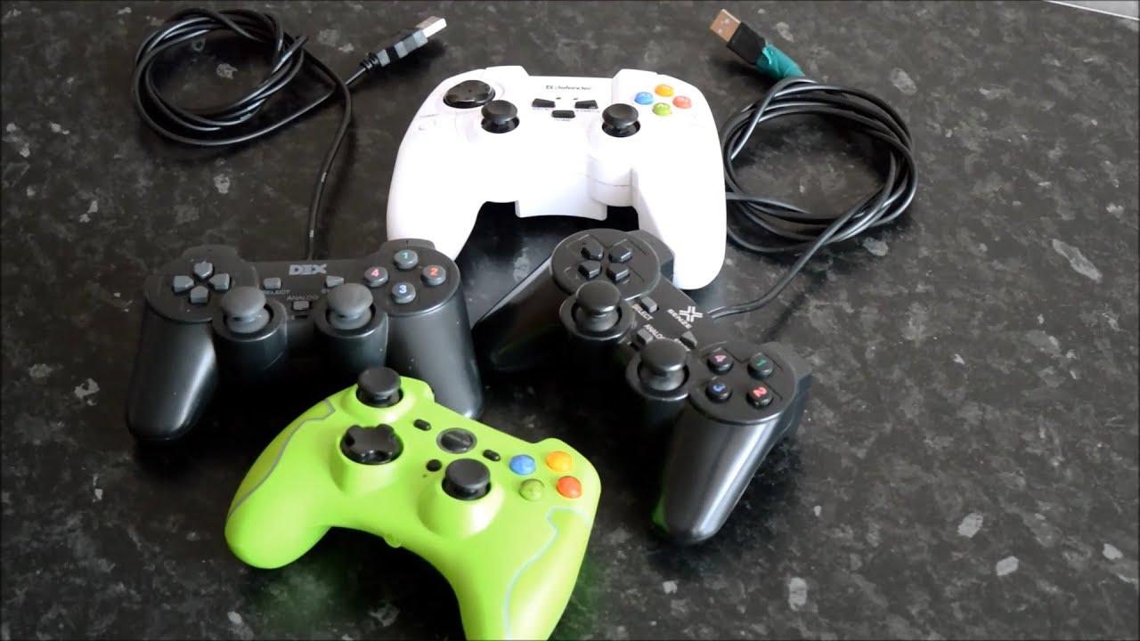Геймпад Xbox One S на PC - YouTube