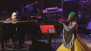 Stevie Wonder 3 / 27 / 15 (Part 1 of 2) Louisville, KY @ KFC Yum Center
