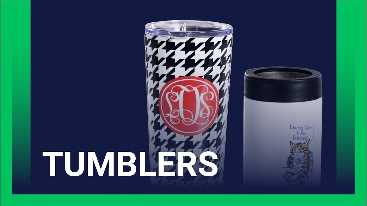 Stainless Steel Tumbler and Can Holder [Printify Product Review]