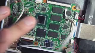 Не включайка Irbis nb48+Dump