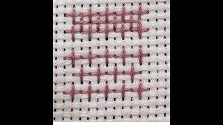embroidery/вышивка крестом 03 способ