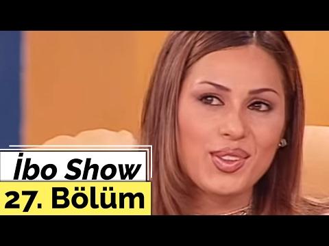 İbo Show - 27. Bölüm (Güllü - Harun Kolçak - Jale - Sinan Zorbey) (2000)