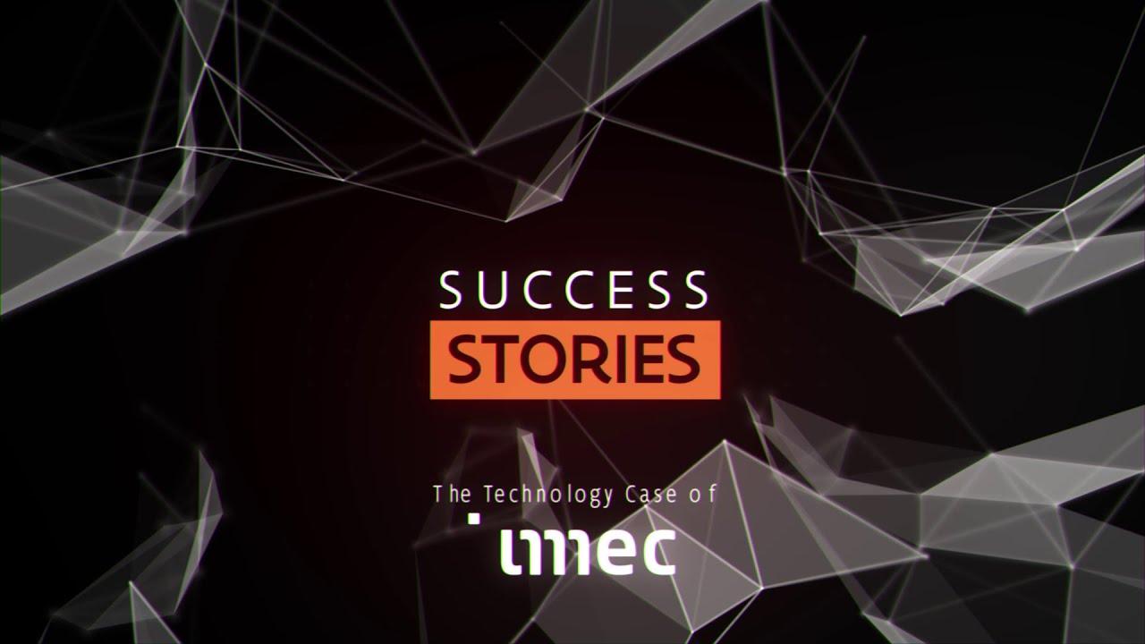 SuccessStories | imec | GeoffreyPourtois