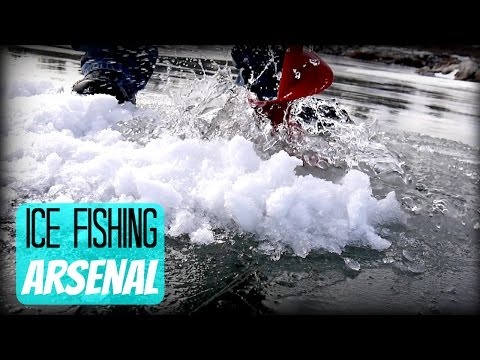 What You NEED For ICE FISHING 2017 ✓