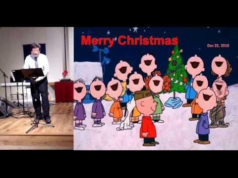 Christmas Sermon pt 2