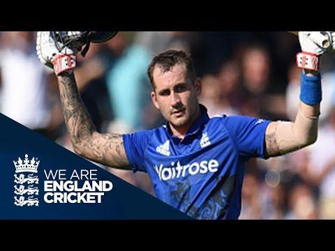 Record Breakers: England Hit Highest Ever ODI Score Of 444-3 v Pakistan 2016 - Highlights