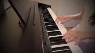 Giả Vờ Nhưng Em Yêu Anh - Miu Lê - Piano Cover