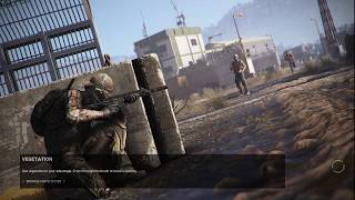 second try at hunting a predator in ghost recon wildlands