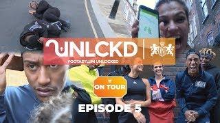 KSI VS FILLY TREASURE HUNT | UNLCKD Challenge Series ON TOUR EPISODE 5