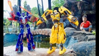 Review Robot Transformers Bumblebee